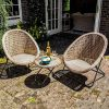 Small garden furniture and balcony furniture
