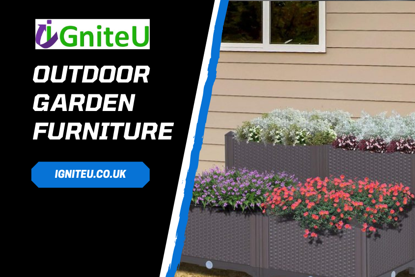 Why Choose Small Outdoor Garden Furniture Instead of the Big Ones?