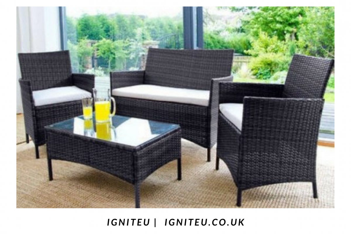 Factors to Take into Account before Choosing Materials for Garden Furniture