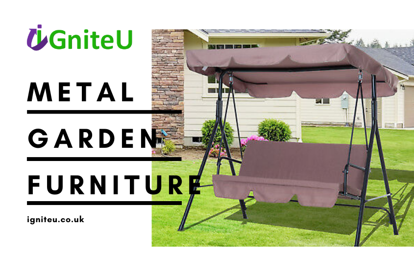 All that You Should Know Before Considering Metal Garden Furniture